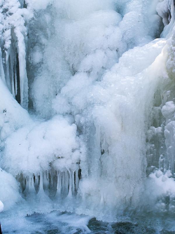 Mill River Falls, Georgia Vermont