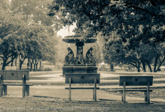 The Fountain Ladies of Taylor Park, St. Albans Vermont